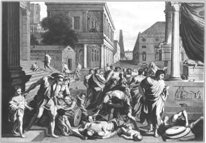 09 ark with Philistines