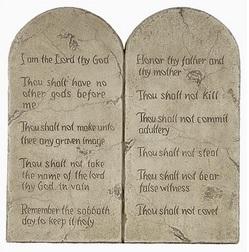 103 Ten Commandments