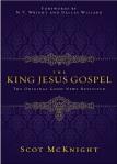 104 Book McKnight King Jesus Gospel