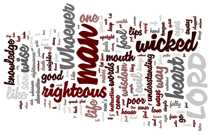 20 Wordle Proverbs