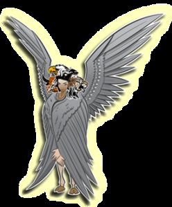26 four headed angel cherubim