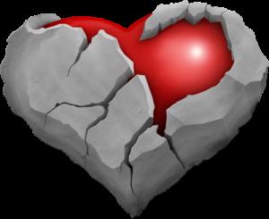 26 stone heart